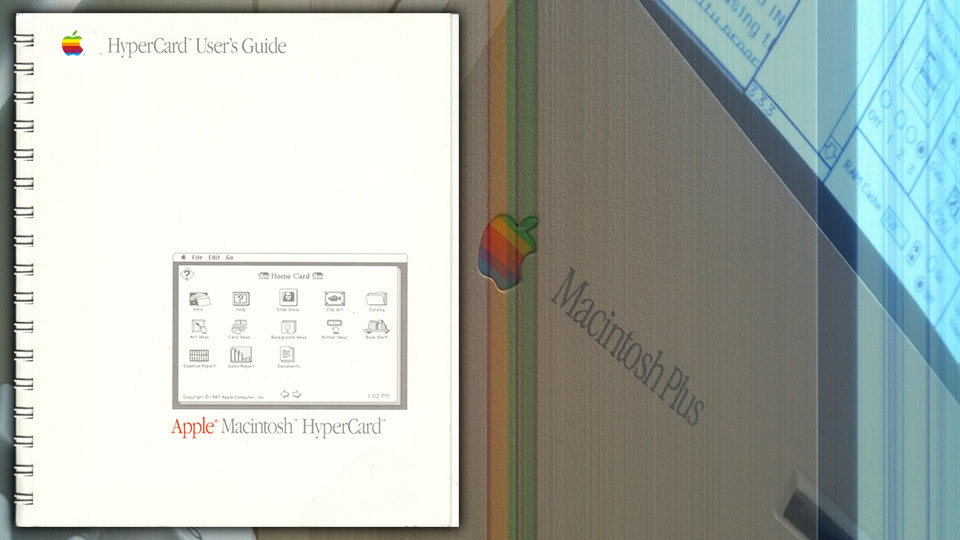 Apple Macintosh Hypercard user manual - 1987