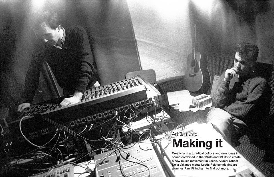 Art & Music: Making it